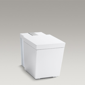NUMI  Comfort Height Elongated 1.28 gpf Toilet with Integrated Bidet Technology  K-3901-0