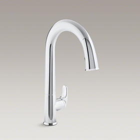 SENSATE Touchless Pull-Down Kitchen Faucet K-72218-CP