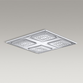 WATERTILE Overhead Showering Panel K-98740-CP