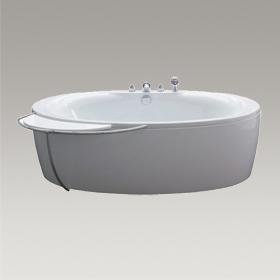 PRESQU'ILE  Freestanding Bath  K-15332T-R