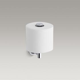 PURIST® Vertical toilet tissue holder K-14444-CP