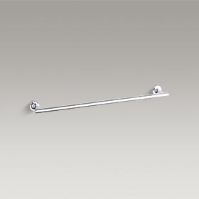 "PURIST® 24"" single towel bar K-14436-CP"