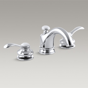 FAIRFAX  Widespread Lavatory Faucet  K-8658T-CP