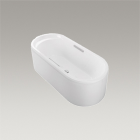 LOVEE Cast Iron Bath K-9287T-0