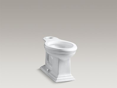 MEMOIRS Comfort Height elongated toilet bowl K-4380-0