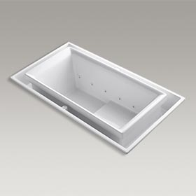 SOK® Drop-in whirlpool bath 1188T-RE-0