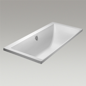 EVOK  Drop-In Bath W1700 x D800mm  60341K-00