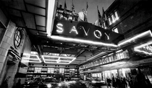 THE SAVOY  London, United Kingdom