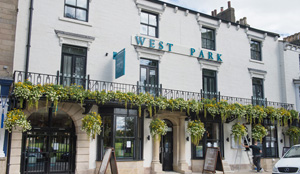 WEST PARK HOTEL Harrogate, United Kingdom