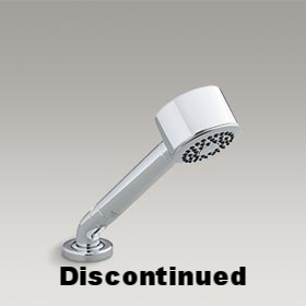 ONE Single-function handshower P24746-00-CP