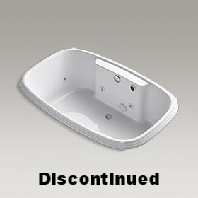 PORTRAIT®  Drop-in whirlpool bath  14577T-0