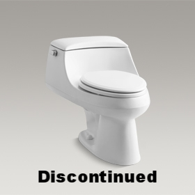 SAN RAPHAEL  One-Piece Toilet  K-3466X-C-0