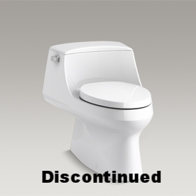SAN RAPHAEL One-Piece Toilet K-3384T-S2