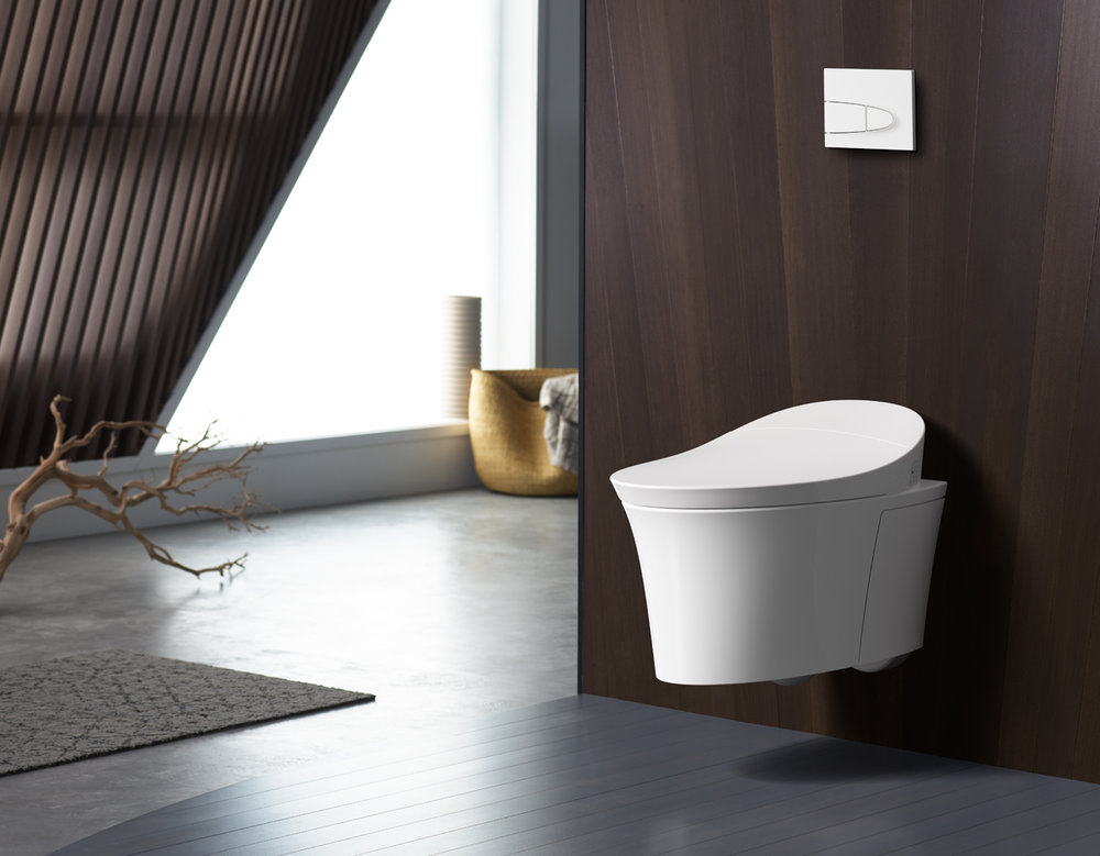 Veil® Wall-Hung Intelligent Toilet