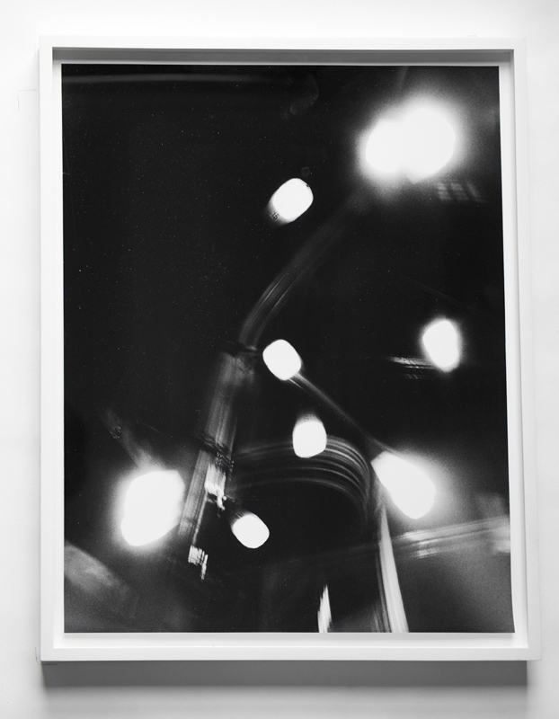 """40th Street and Park Avenue, facing North, #01, 9:42pm,"" New York City, 2013"