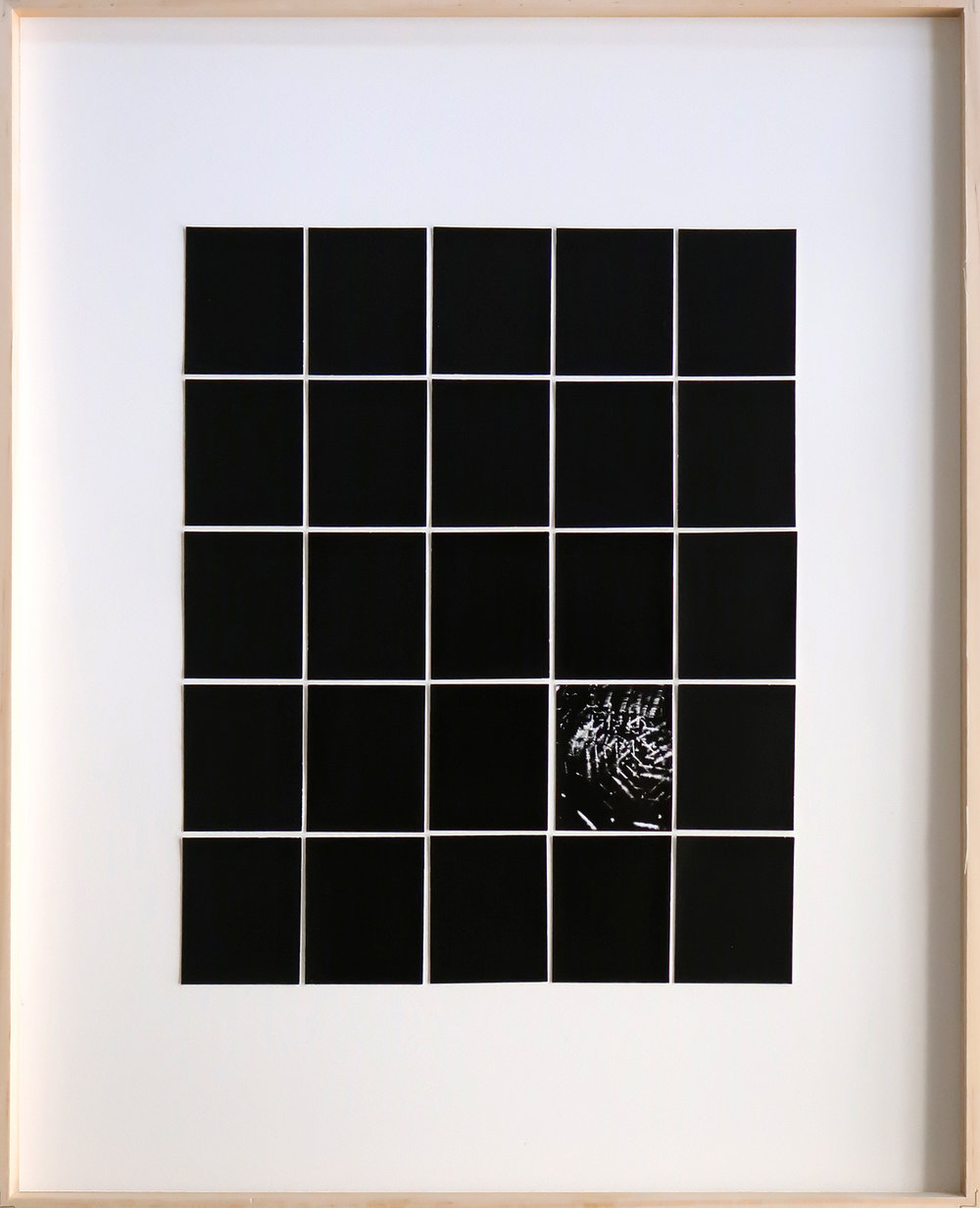 """""""Turning Point, Grid #1,"""" NYC, 2016"""