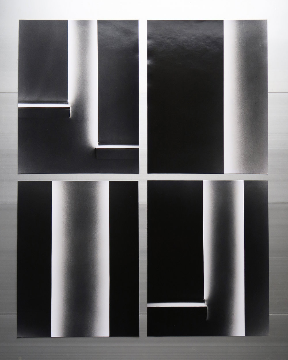 """Room Darkening Shades Study,"" Provincetown, MA"