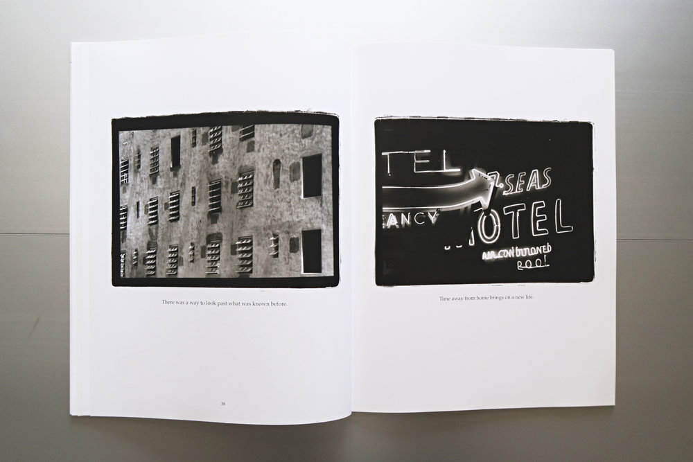 Photography and text by Joanne Dugan  Softcover book published by Ed. q, Berlin, Germany