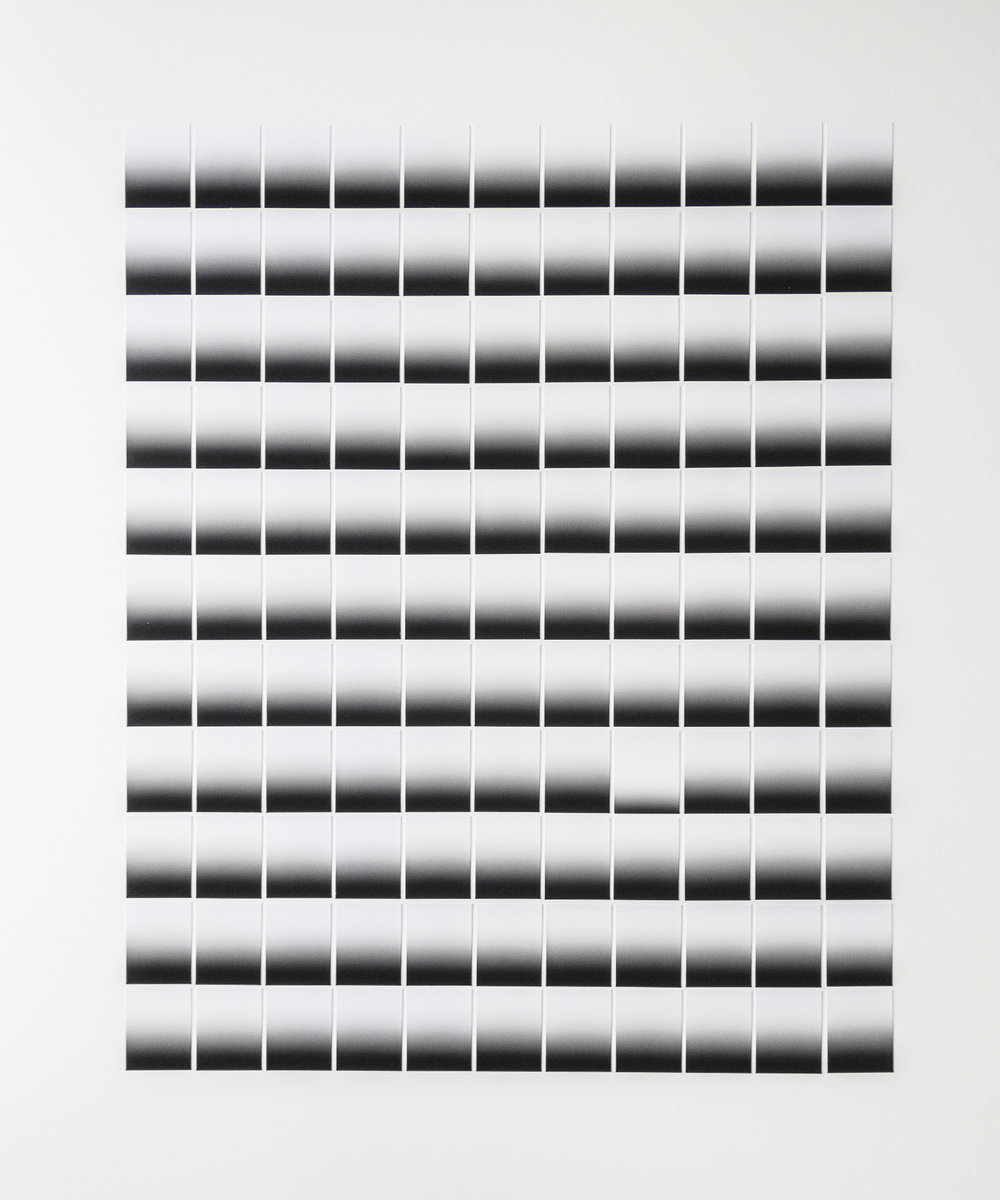 """Multiples 121, Grid #23,"" New York City, 2018"