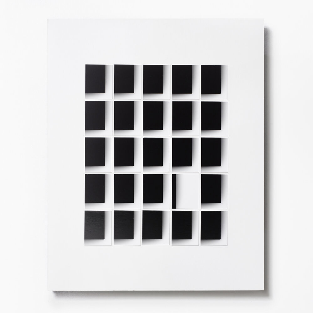 """Multiples 25, Grid #11,"" New York City 2017"
