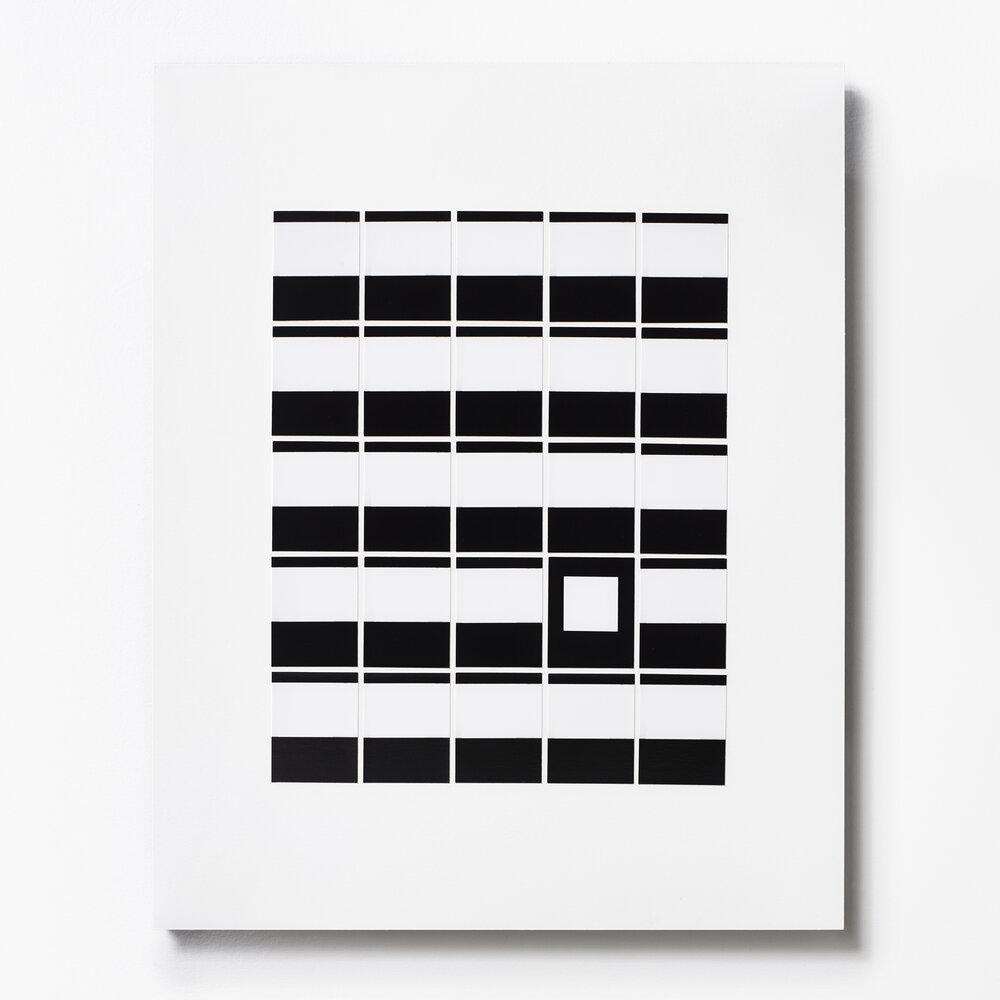 """Multiples 25, Grid #18,"" New York City 2018"