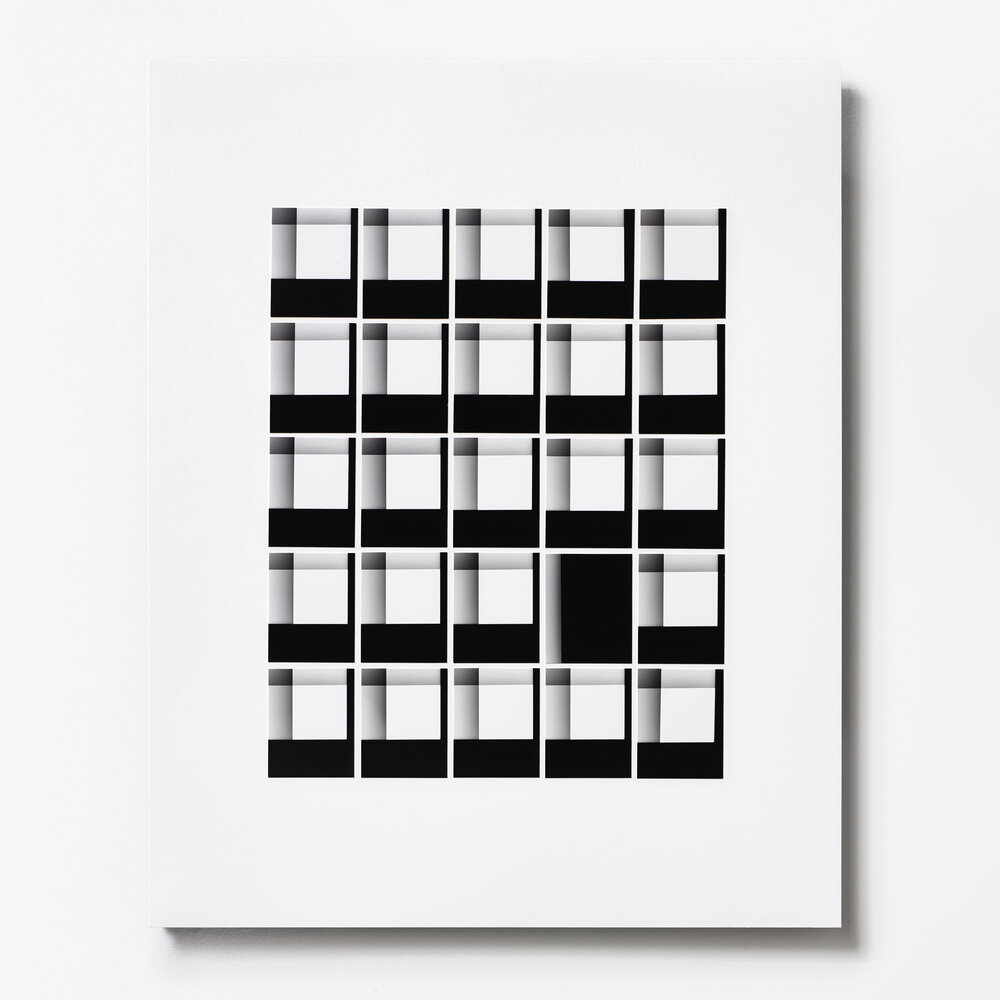 """Multiples 25, Grid #15,"" New York City 2017"