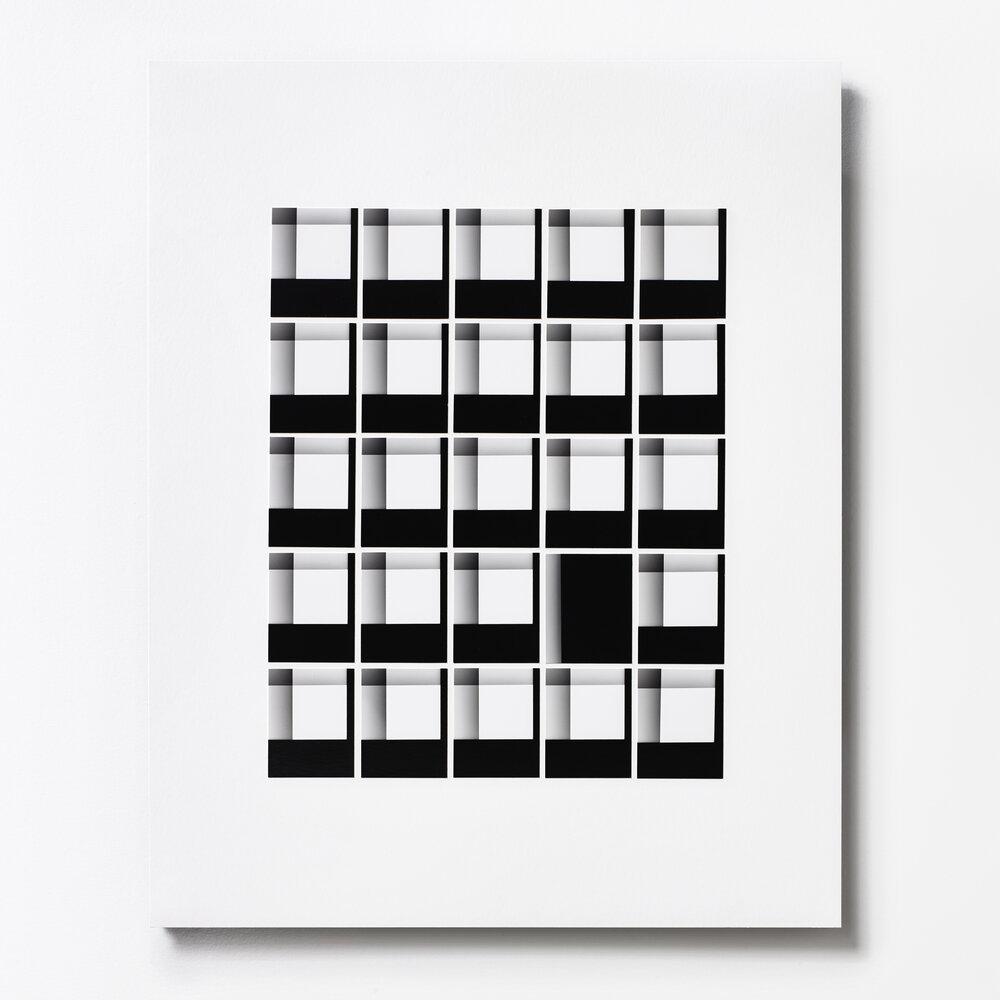 """Multiples 25, Grid #15,"" New York City 2017"