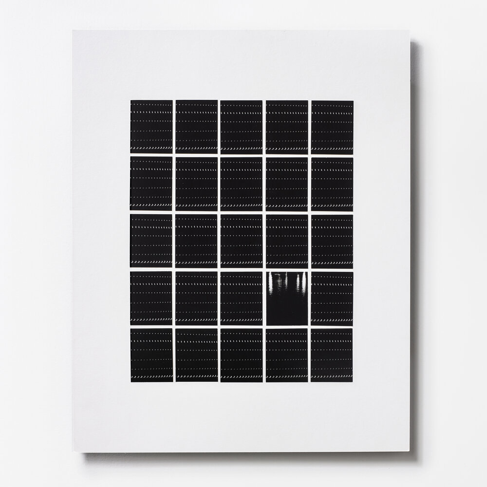 """Multiples 25, Grid #5,"" New York City 2016"