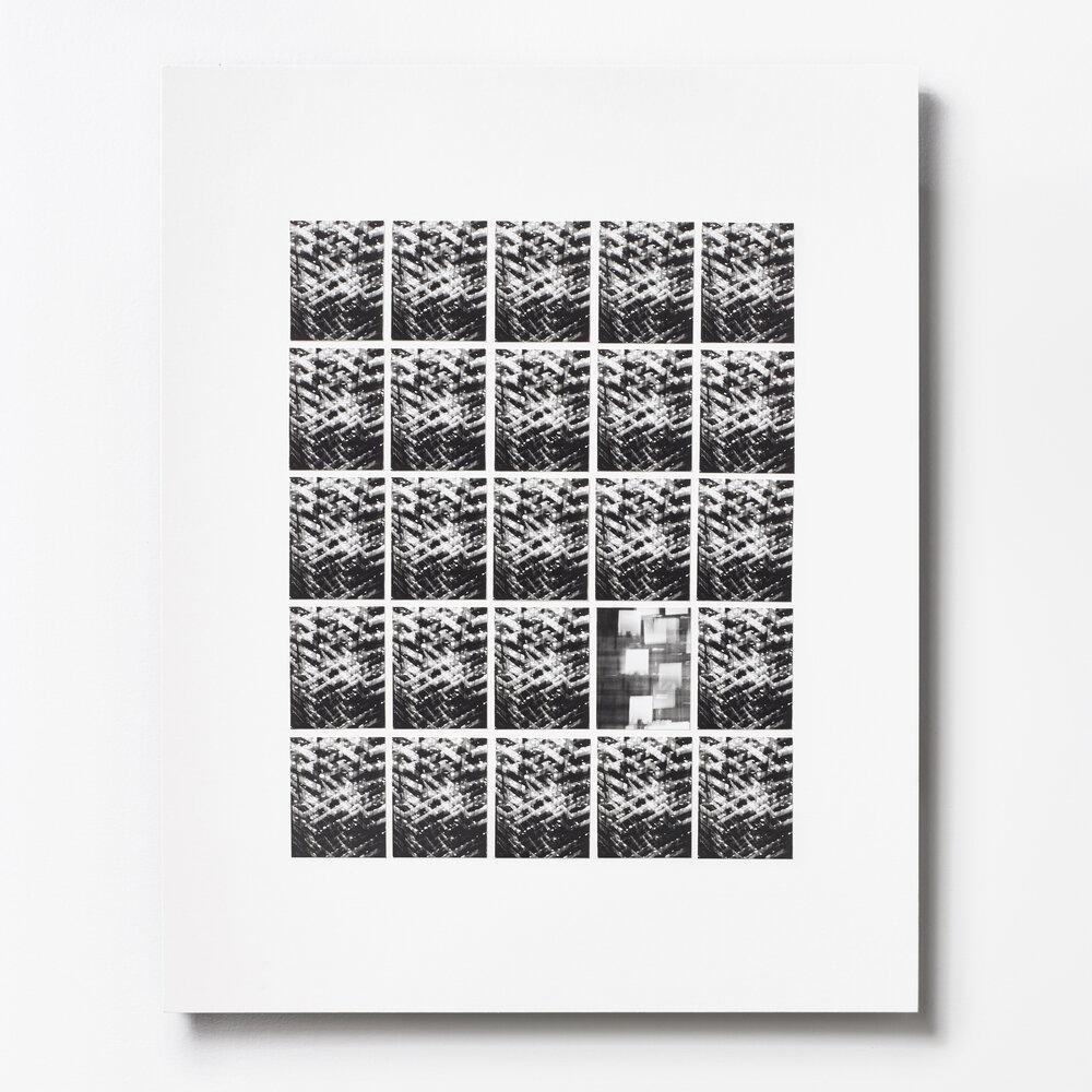 """Multiples 25, Grid #4,"" New York City 2017"