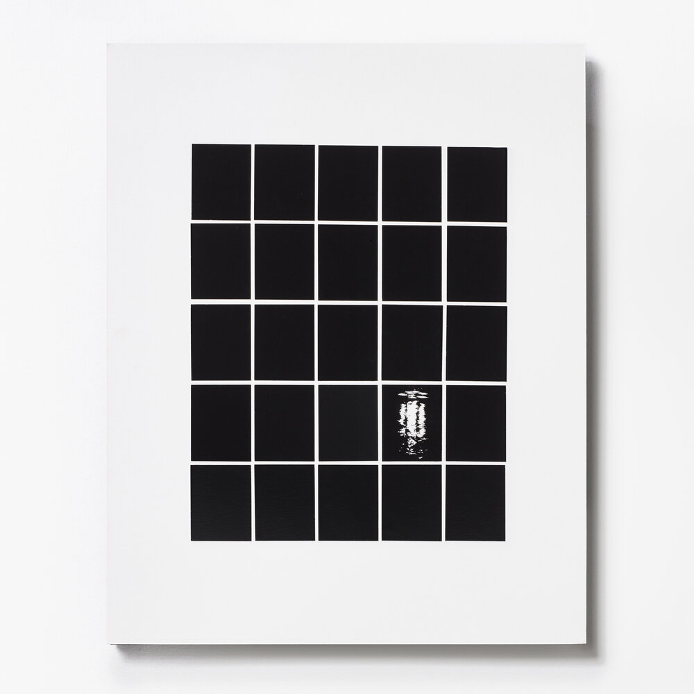 """Multiples 25, Grid #6,"" New York City 2016"