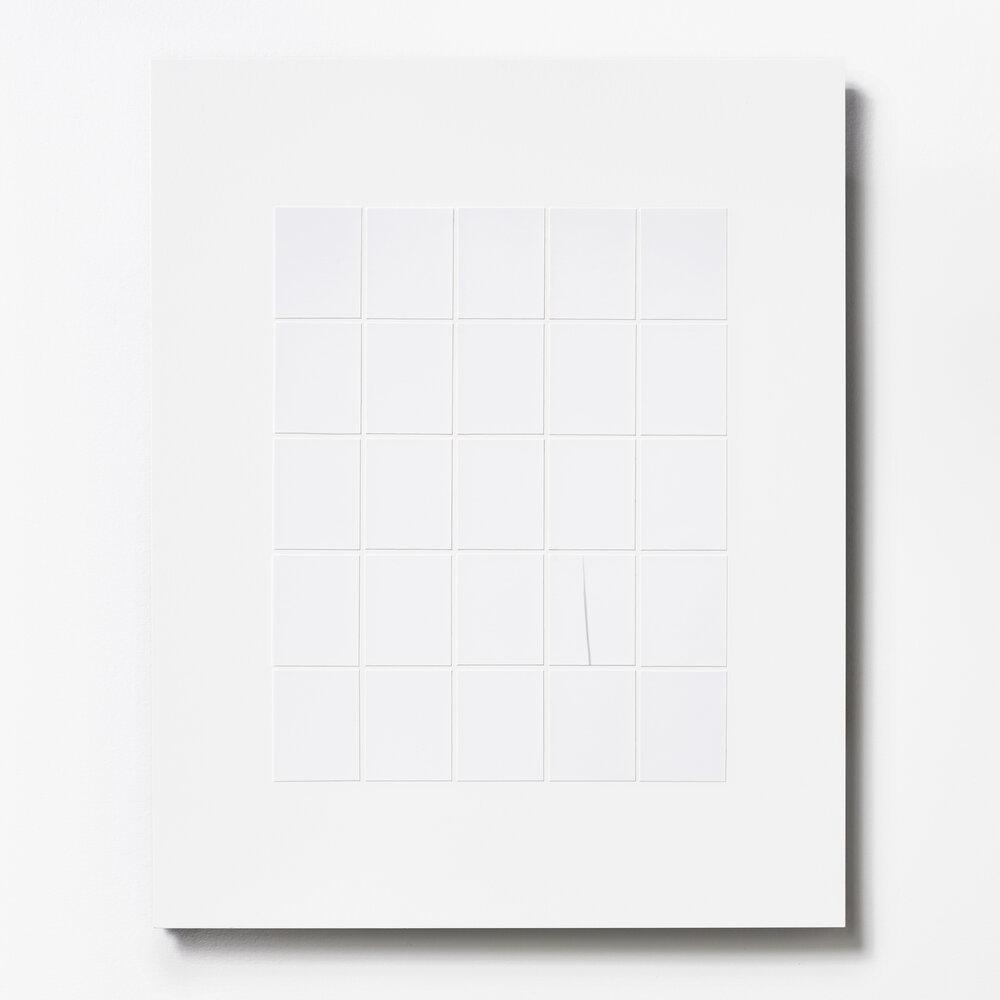 """Multiples 25, Grid #12,"" New York City 2017"