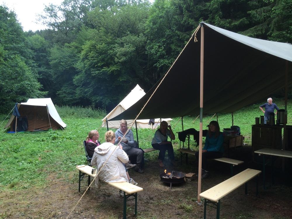 Meerdaagse workshops bushcraft vaardigheden