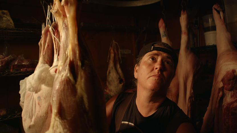 Angela Wilson: A Butcher's Story