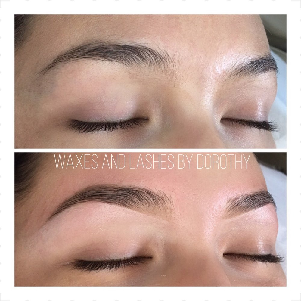 Waxes And Lashes