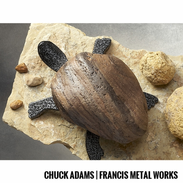 Chuck Adams | Francis Metal Works