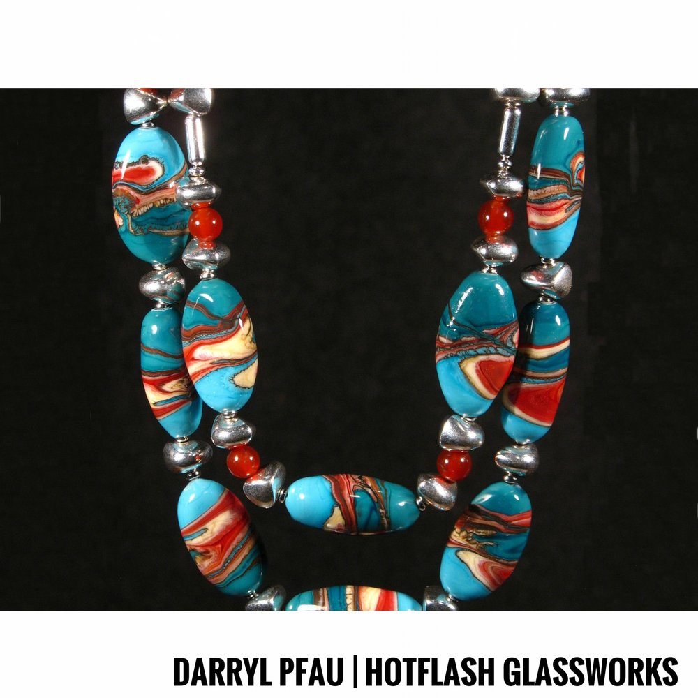 Darryl Pfau | Hotflash Glassworks