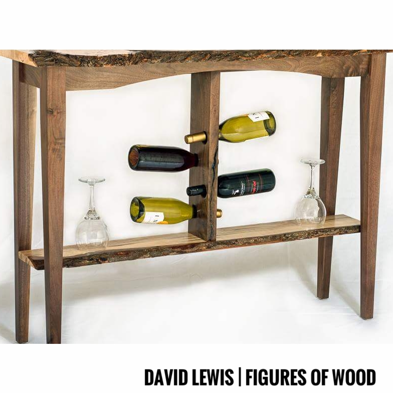 David Lewis | Figures of Wood