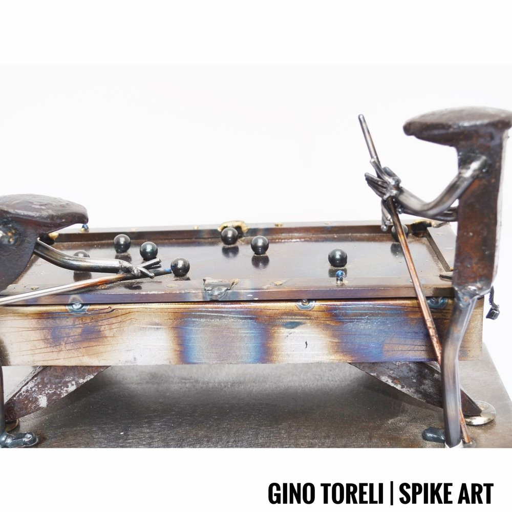 Gino Toreli | Spike Art