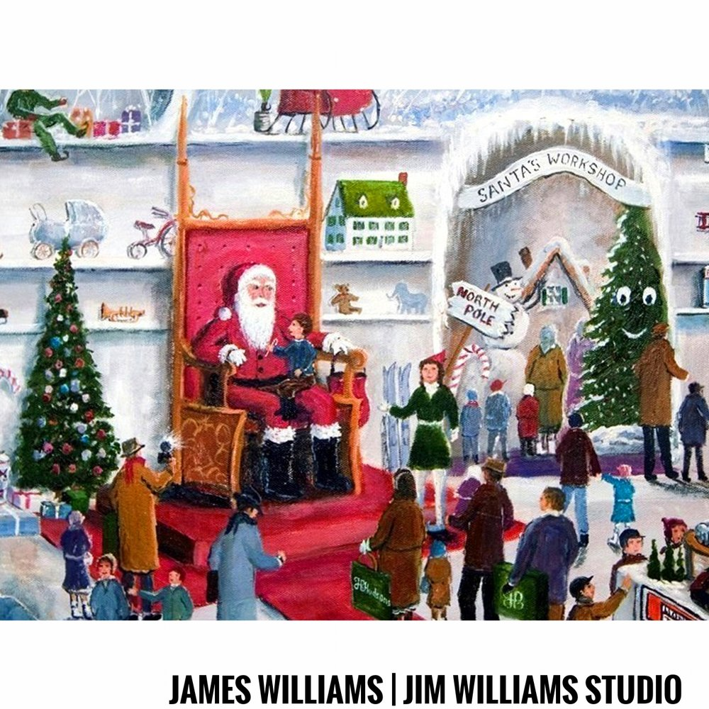 James Williams | Jim Williams Studio