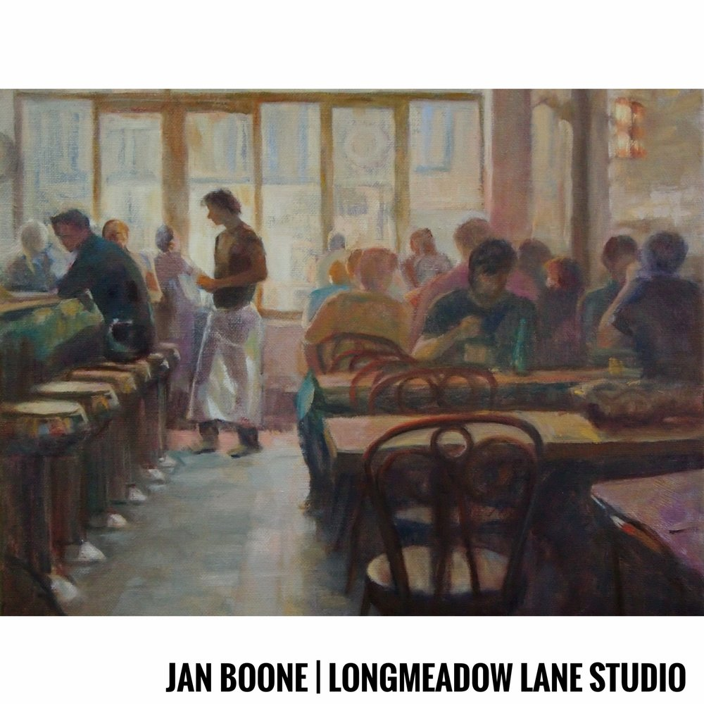 Jan Boone | Longmeadow Lane Studio