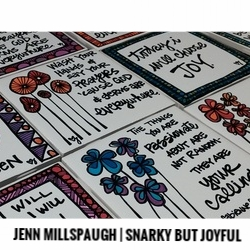 Jenn Millspaugh | Snarky But Joyful
