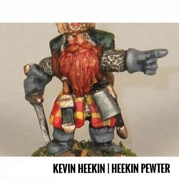 Kevin Heekin | Heekin Pewter