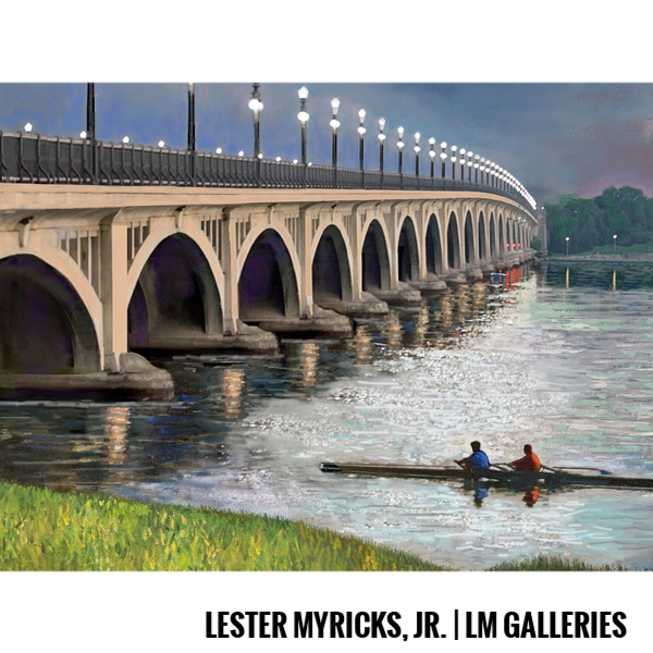 Lester Myricks, Jr. | LM Galleries