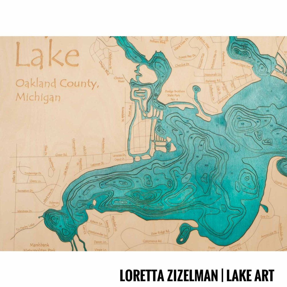 Loretta  Zizelman | Lake Art