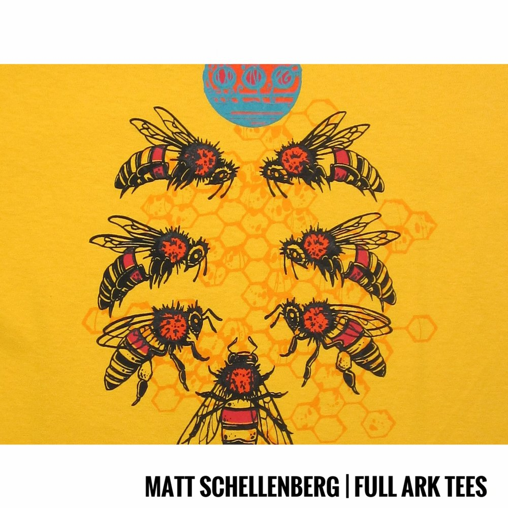 Matt Schellenberg | Full Ark Tees