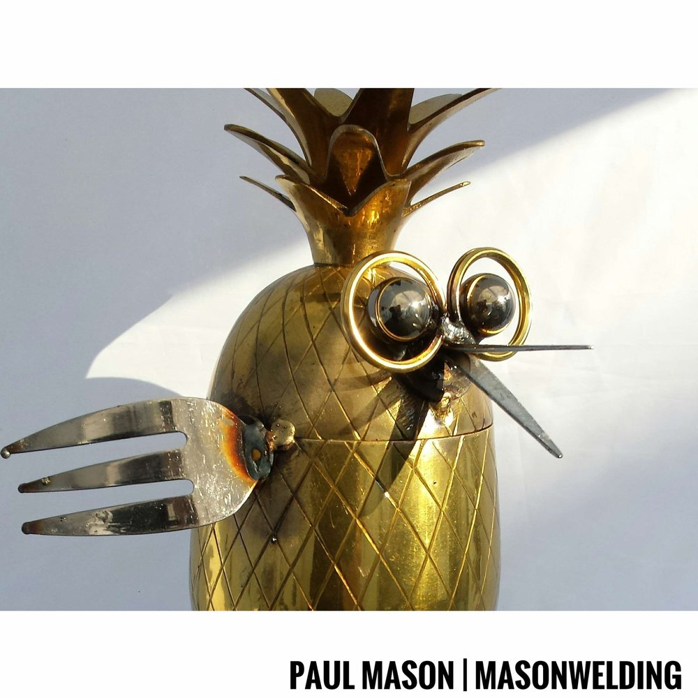 Paul Mason | Masonwelding