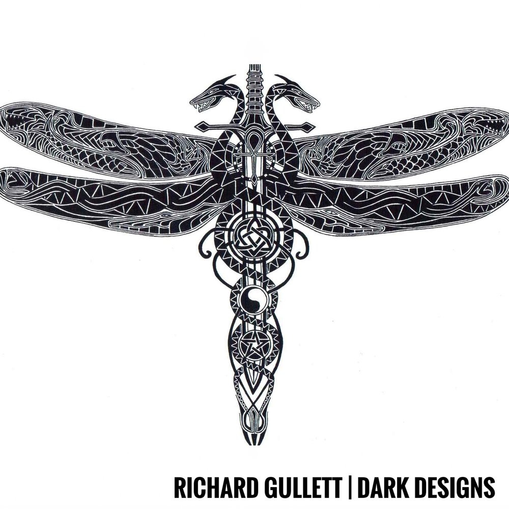 Richard Gullett | Dark Designs