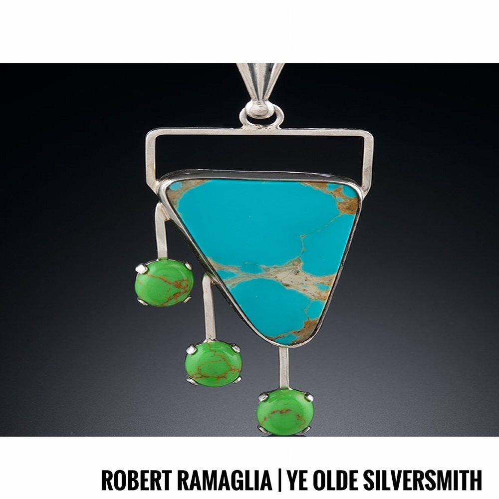 Robert Ramaglia | Ye Olde Silversmith