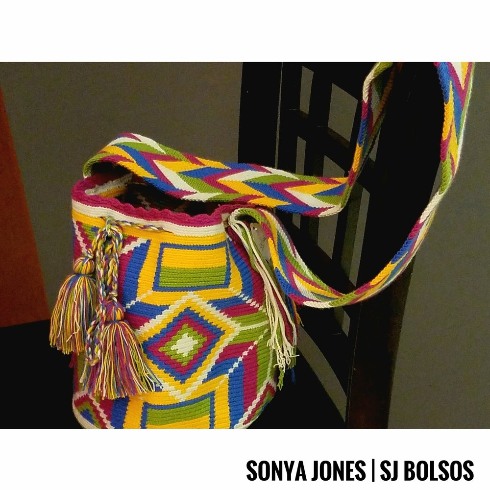Sonya Jones | SJ Bolsos