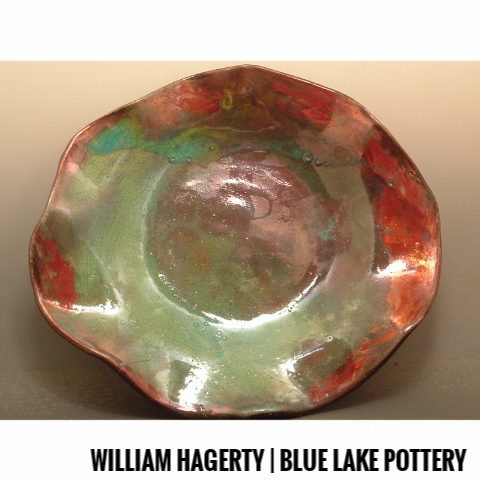 William Hagerty | Blue Lake Pottery
